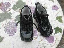 BIMBI KIDS PATENT LEATHER SHOES SIZE 23