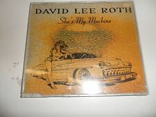 Cd  She's my machine von David Lee Roth - Single