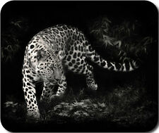 Snow Leopard Large Mousepad Mouse Pad Great Gift Idea