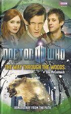 DOCTOR WHO  THE WAY THROUGH THE WOODS by UNA McCORMACK