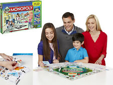 HASBRO MY MONOPOLY CARD GAME BOARD PLAY FUN FAMILY FRIENDS MAKE YOUR OWN GAME