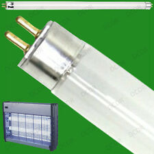 2x 18W T8 UV Ultraviolet Light Fluorescent Tube Striplight 2ft 590mm G13 Lamp