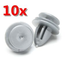 10pcs Interior Door Card Panel Trim Retainer Clips For Honda Civic Sol Linings