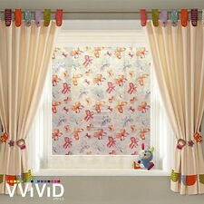 "36"" x 6ft VViViD Kids Butterfly Frosted Privacy Window Film Home Glass Decor"