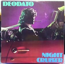 EUMIR DEODATO night cruiser LP Mint- S 90.314 Spain Spanish 1980 Record