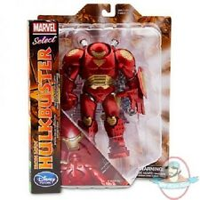 Marvel Select Iron Man Hulkbuster 8 inch Action Figure Diamond Select