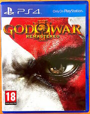 God of War III - Playstation PS4 Games - Very Good Condition