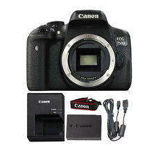 Canon EOS 750D / T6i 24.2MP Digital SLR Wi Fi Enabled Camera Body Only