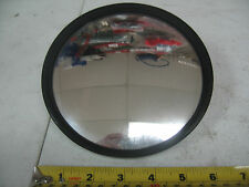 Heavy Duty Commercial Semi Truck Side View Mirror 6 inch Round Excel P/N EM45470