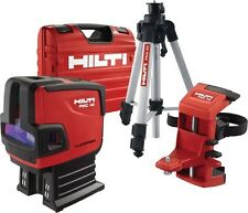 HILTI LASER LEVEL PMC-46 FULL SOLUTION, BRAND NEW, 2 YEAR HILTI WARRANTY,
