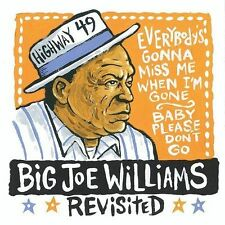 Big Joe Williams - Revisited (2004) - Used - Compact Disc
