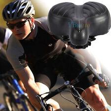 Comfortable Gel Pad Cushion Saddle Seat Cover for Men MTB Mountain Bike Bicycle