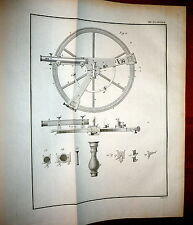 1834 Astronomical & Hydrographic Instruments and Tables, Navigation, Bagay 1stEd