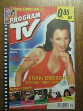 PROGRAM TV 46 (12/11/99) ROGER MOORE JODIE FOSTER