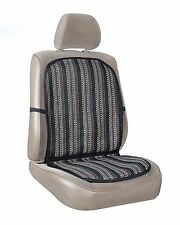 Car Seat Wire Spring Aircool Tweed Back Support Cushion Comfortable Cool Chair