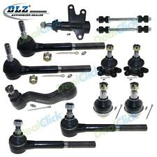 New Suspension Kit For 1999-2000 Cadillac Escalade Front Ball Joint Tie Rod Ends