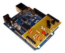 PCF7931 RFID TRANSPONDER PROGRAMMER SHIELD KIT - ARDUINO UNO R3 COMPATIBLE