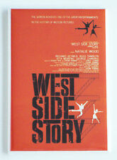 West Side Story FRIDGE MAGNET (2.5 x 3.5 inches) movie poster musical