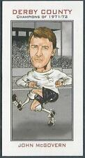 DERBY COUNTY CHAMPIONS OF 1971-72- #04-JOHN McGOVERN