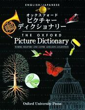 The Oxford Picture Dictionary EnglishJapanese: English-Japanese Editio-ExLibrary