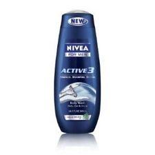 Nivea Men Body Wash Active 3 16.9oz