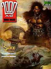 2000 AD Comics * 34 Issues between Progs 600-650 * Fleetway Publications 1988-89