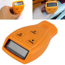 Digital Automotive Coating Ultrasonic Paint Iron Thickness Gauge Meter Tool FTT