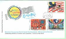 Malaysia 2013 Universal Children's Day ~ FDC