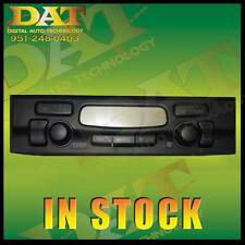 99 00 01 02 TOYOTA 4 RUNNER  LIMITED AC  HEATER CONTROL  1999 2000 2001 2002