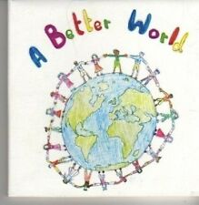 (AZ53) Laura Comfort, A Better World - DJ CD + DVD