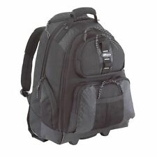 Targus TSB700EU City Gear Rolling Laptop Computer Backpack Wheels Luggage Bag