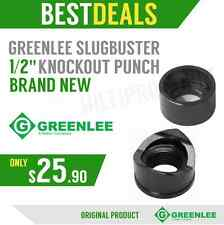 """GREENLEE 1/2""""  KNOCKOUT PUNCH, BRAND NEW, STRONG, FAST SHIPPING"""