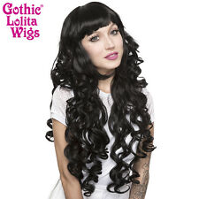 Gothic Lolita Wigs® Duchess Elodie Collection™  - Black Mix