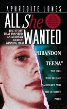 All She Wanted by Aphrodite Jones (1996, Paperback)