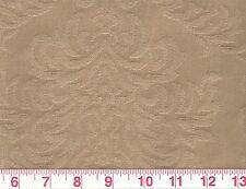 Khaki Damask Ralph Lauren Upholstery Fabric Winnett Damask Bamboo MSRP $208 yd
