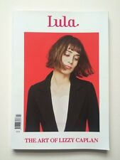 Lula Magazine, Issue 22 - Lizzy Caplan