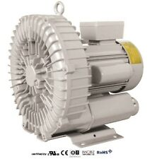 Pacific Regenerative Blower PB-201, Ring, Side channel, Vacuum  Pressure Blowers