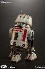 """Star Wars A New Hope R5-D4 Deluxe Sideshow 1/6 Scale 12"""" Range Figure"""
