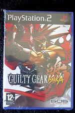 PS2 : GUILTY GEAR : ISUKA - Nuovo, risigillato ! Nuovo modo di giocare !