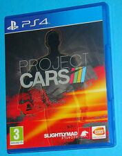 Project Cars - Sony Playstation 4 PS4 - PAL