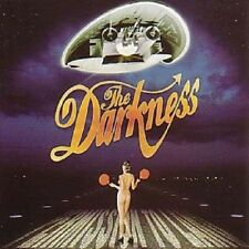 THE DARKNESS - PERMISSION TO LAND  VINYL LP 10 TRACKS HARD ROCK NEU