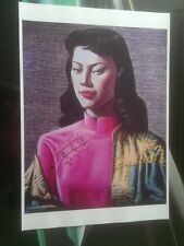 Tretchikoff 'miss wong' beautiful quality A2 200 gsm satin paper kitsch