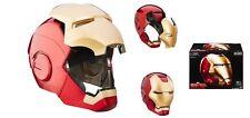Marvel Legends AVENGERS Licensed DELUXE IRON MAN Electronic Helmet PROP Replica