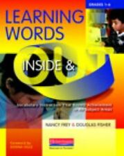Learning Words Inside and Out, Grades 1-6 : Vocabulary Instruction That...