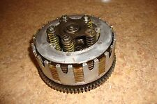 2001 Yamaha Warrior YFM350 YFM 350 ATV Engine Motor Clutch Plates & Housing M1