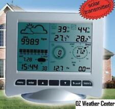 Solar Powered Professional  Wireless Weather Station with PC Link