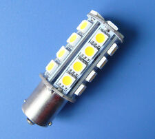10x BA15S 1141 1156 LED bulb AC/DC 11-30V 30-5050 SMD LED Light, Warm White