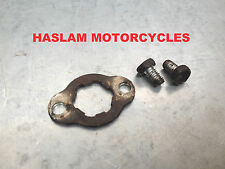 suzuki dr125 sm inj 2008 - 2012 front sprocket washer and bolts