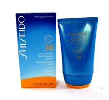 Shiseido Anti Aging Suncare Extra Smooth Sun Protection Spf 38 ~ 2 oz ~ BNIB