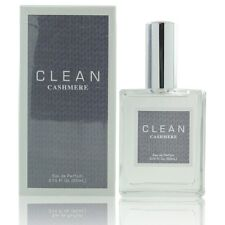 Clean Cashmere 2.14 Oz Eau De Parfum Spray By Fusion Brands New In Box For Women